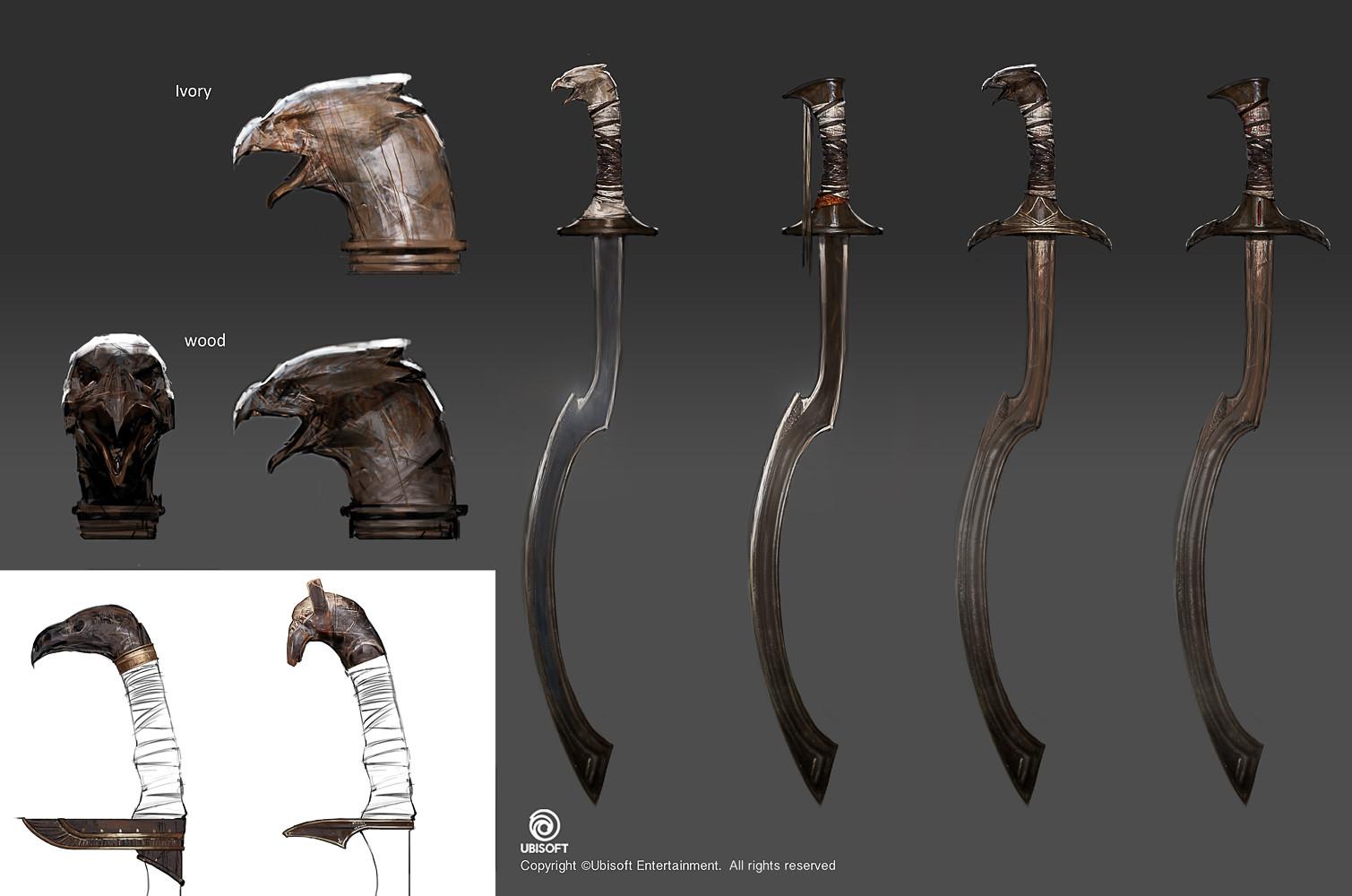 Jeff simpson swords