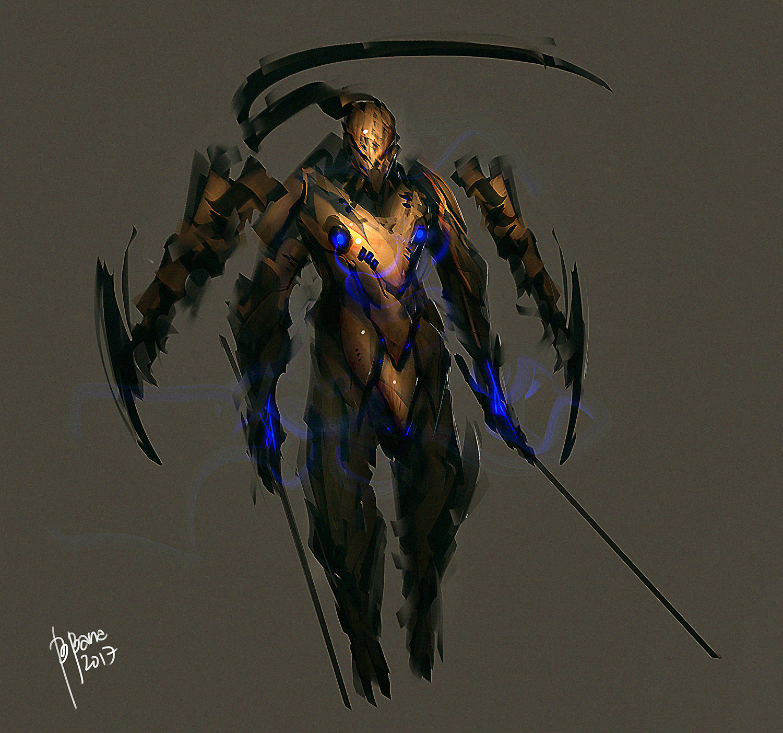 Benedick bana mantiscorpion final coloring final lores