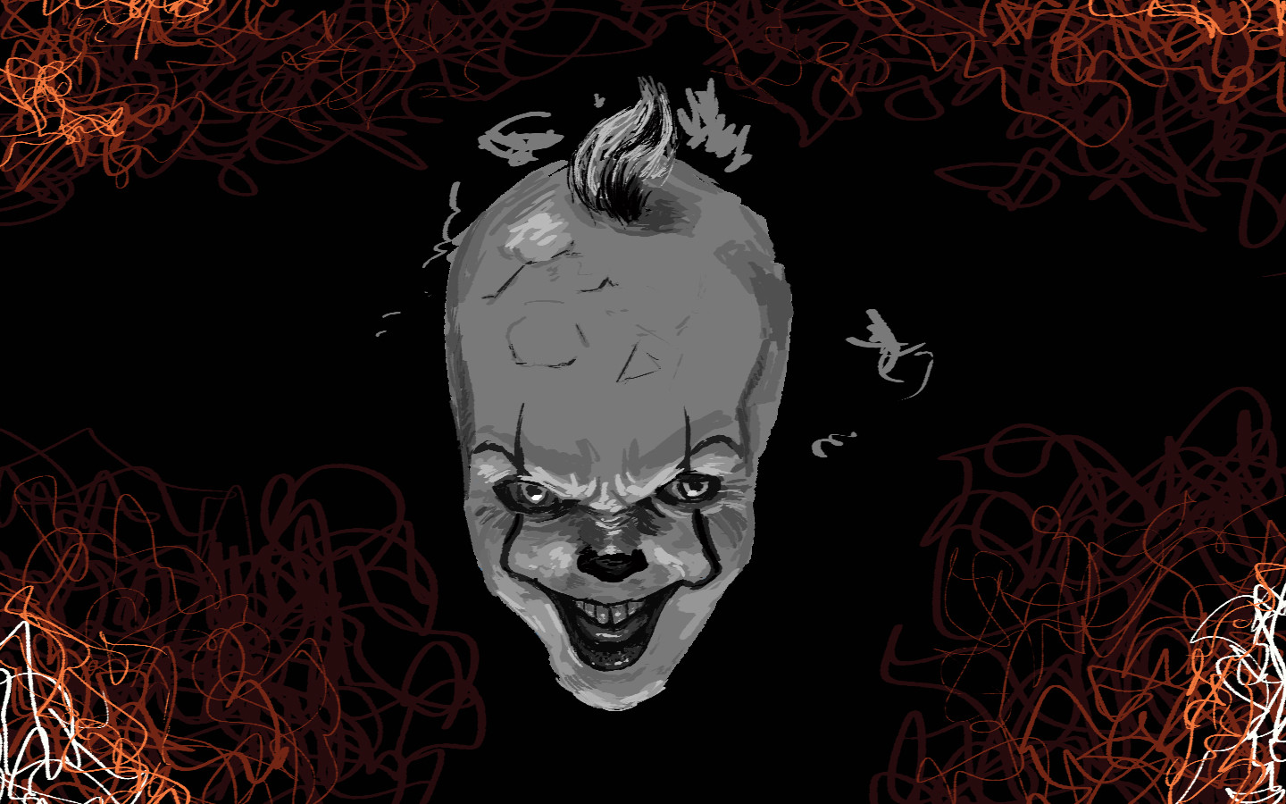 bc119bf1e5 ArtStation - Pennywise the Dancing Clown