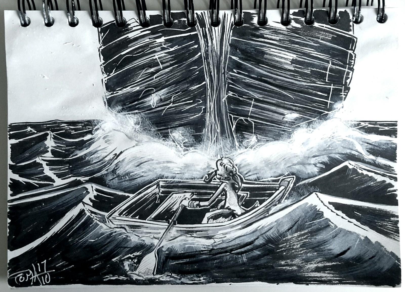 Day 25 : Ship