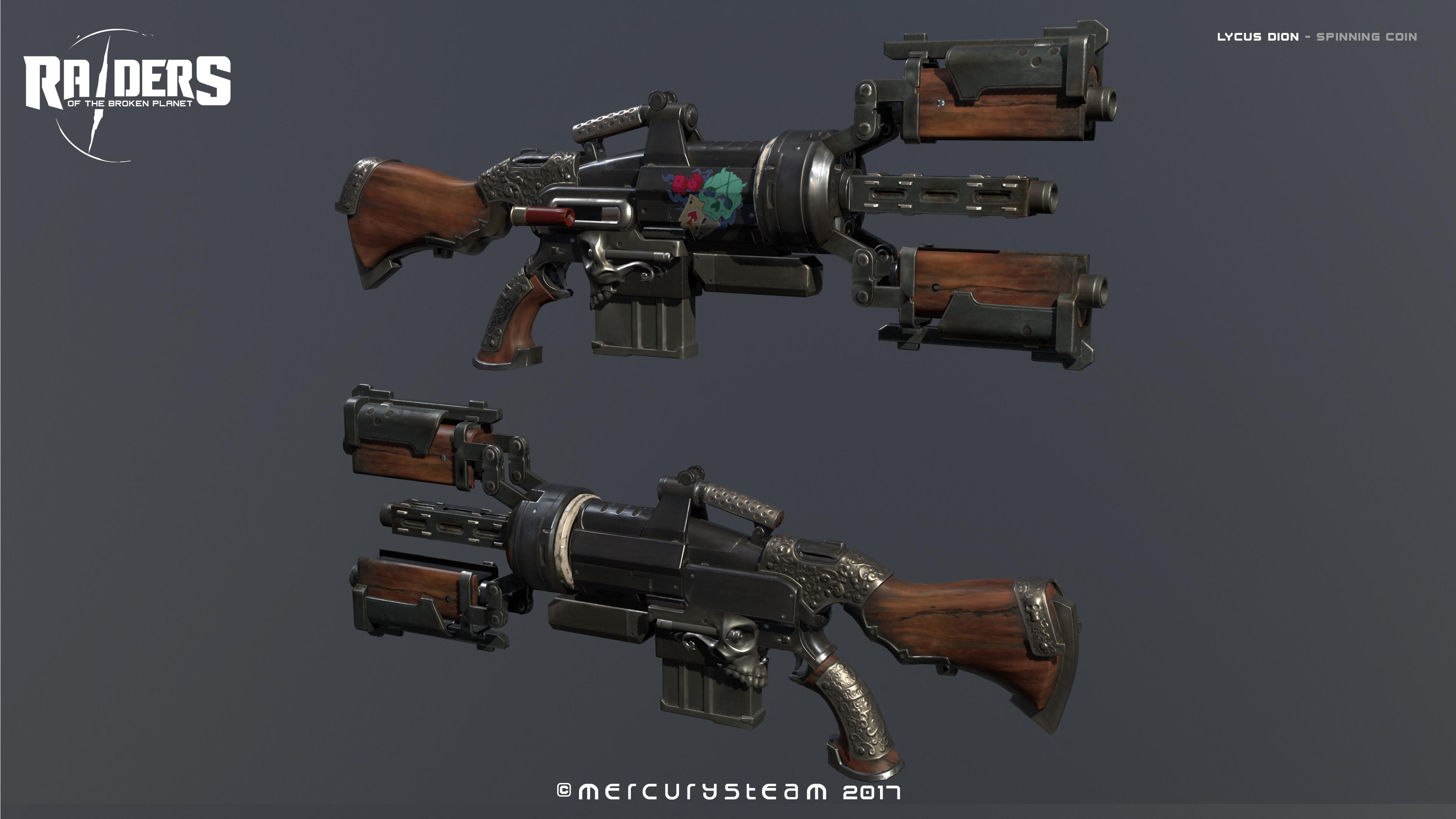Lycus Gun