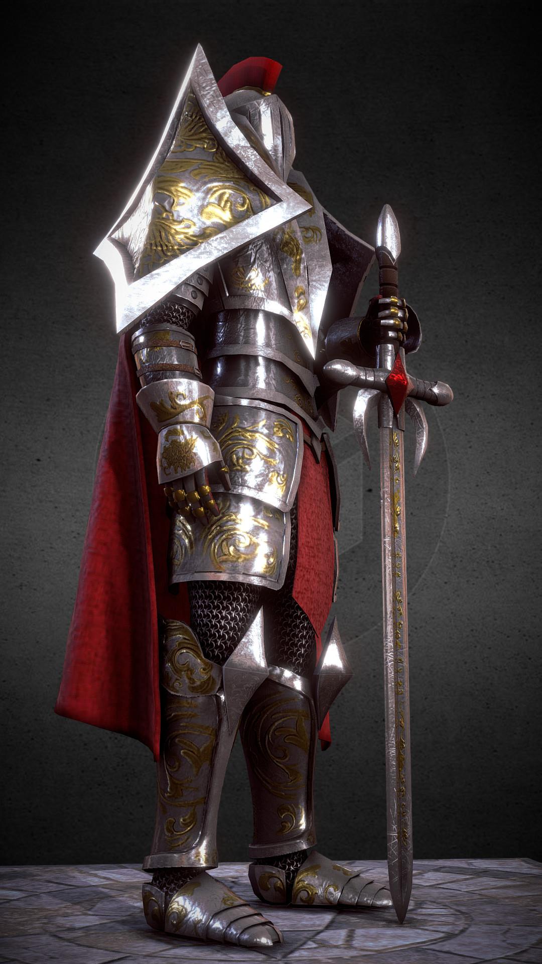 Ivan batalla knight medieval fantasy 2