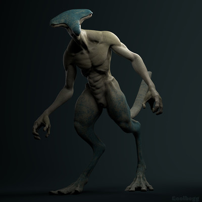 Martin guldbaek alien