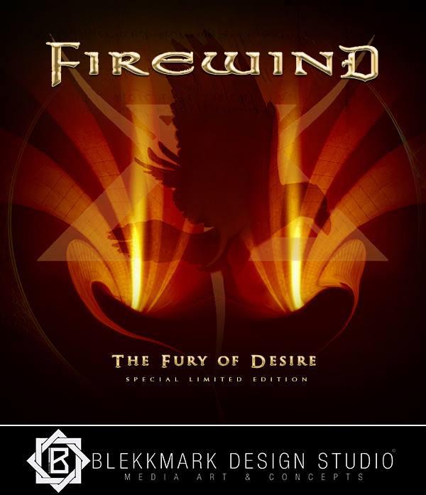 Firewind - The fury of Desire