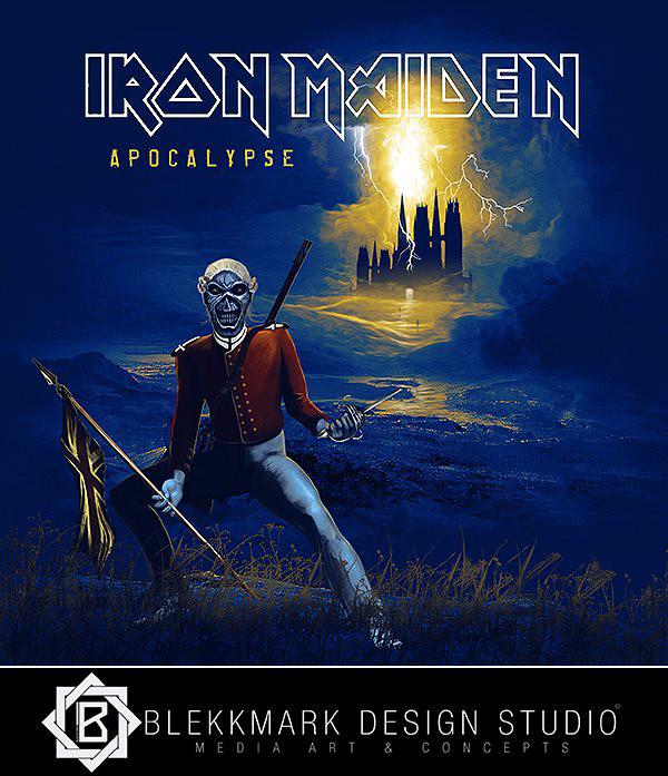 Iron Maiden - Apocalypse