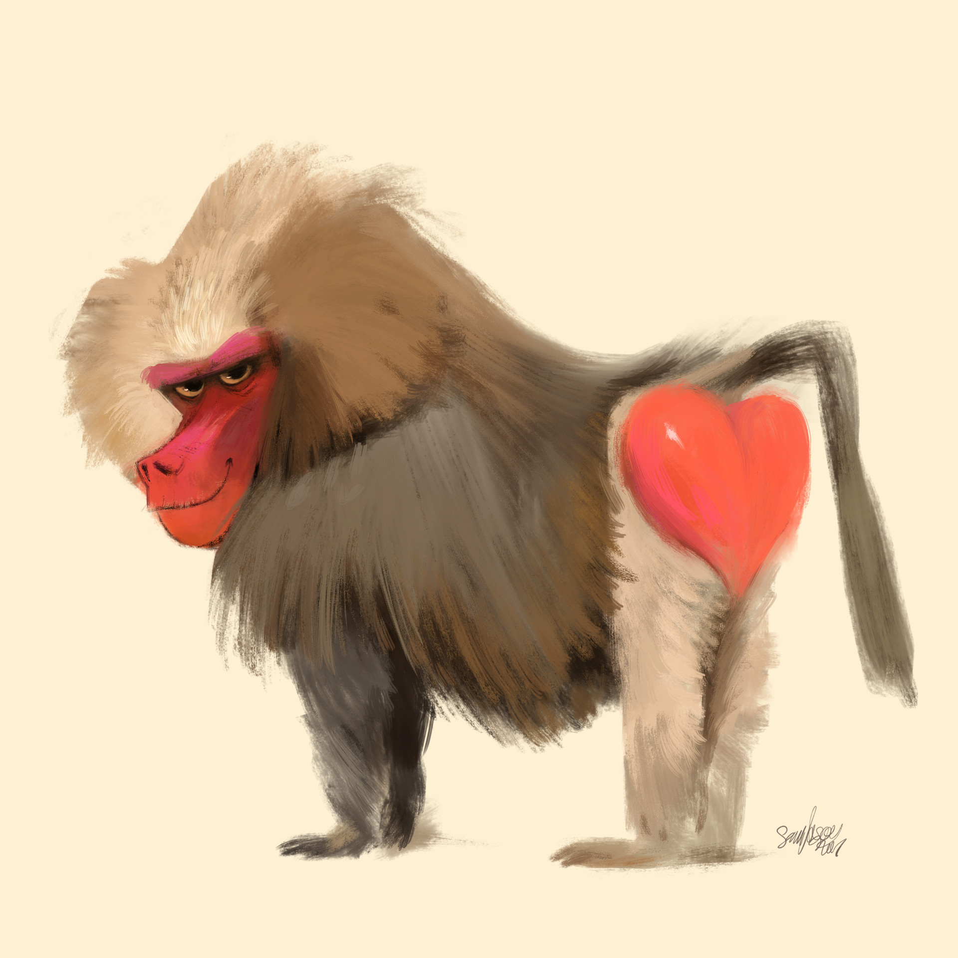 Sam nassour baboonluv