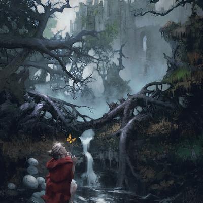 Joakim ericsson forest study final3small