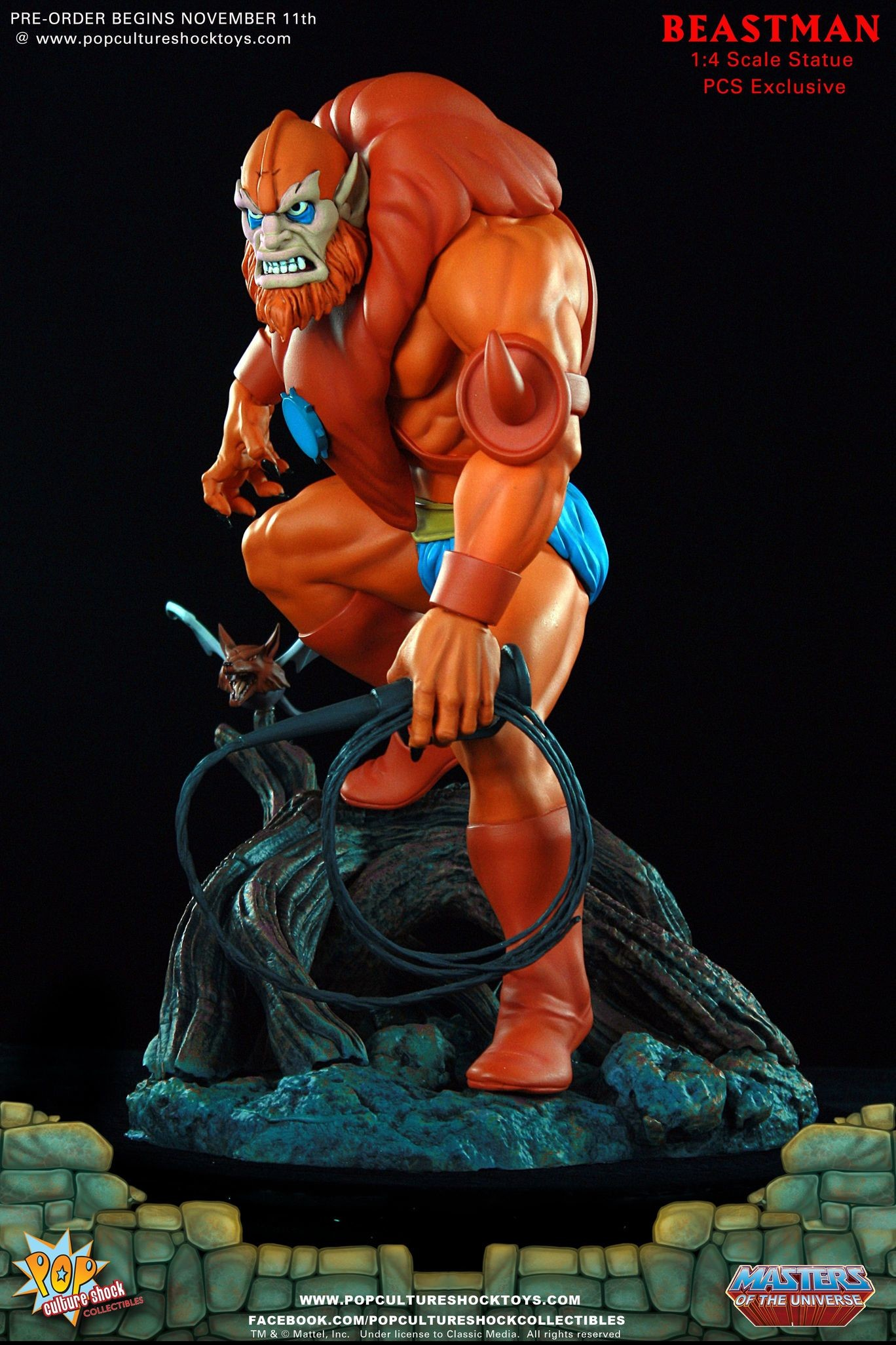 Alejandro pereira beastman exclusive edition motu pop culture shock 04