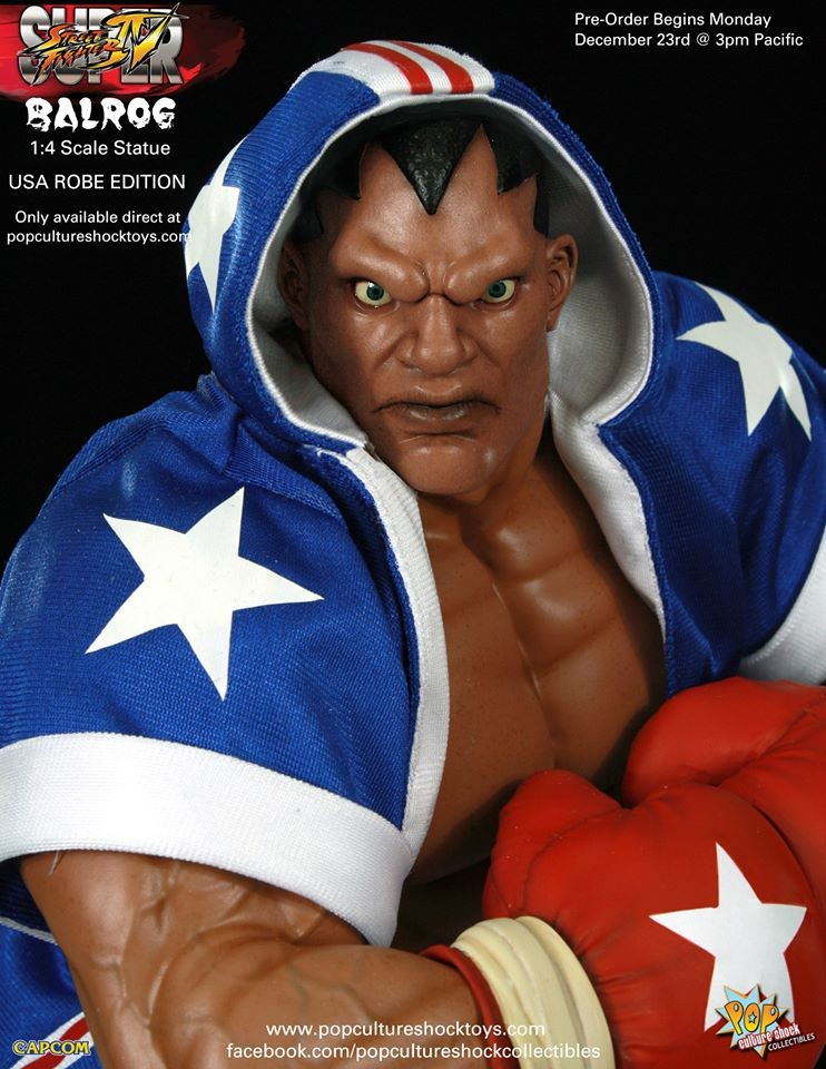 Alejandro pereira street fighter balrog usa robe exclusive 9