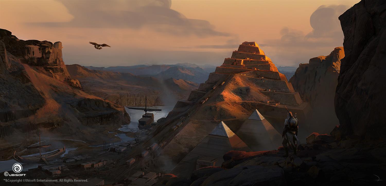 Martin deschambault aco pyramid canyon mdeschambault