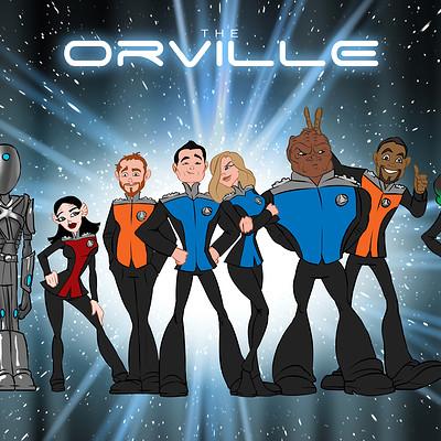 Midhat kapetanovic orville cast
