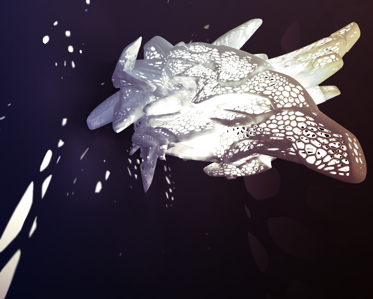 """Dragon Head"" CGI"