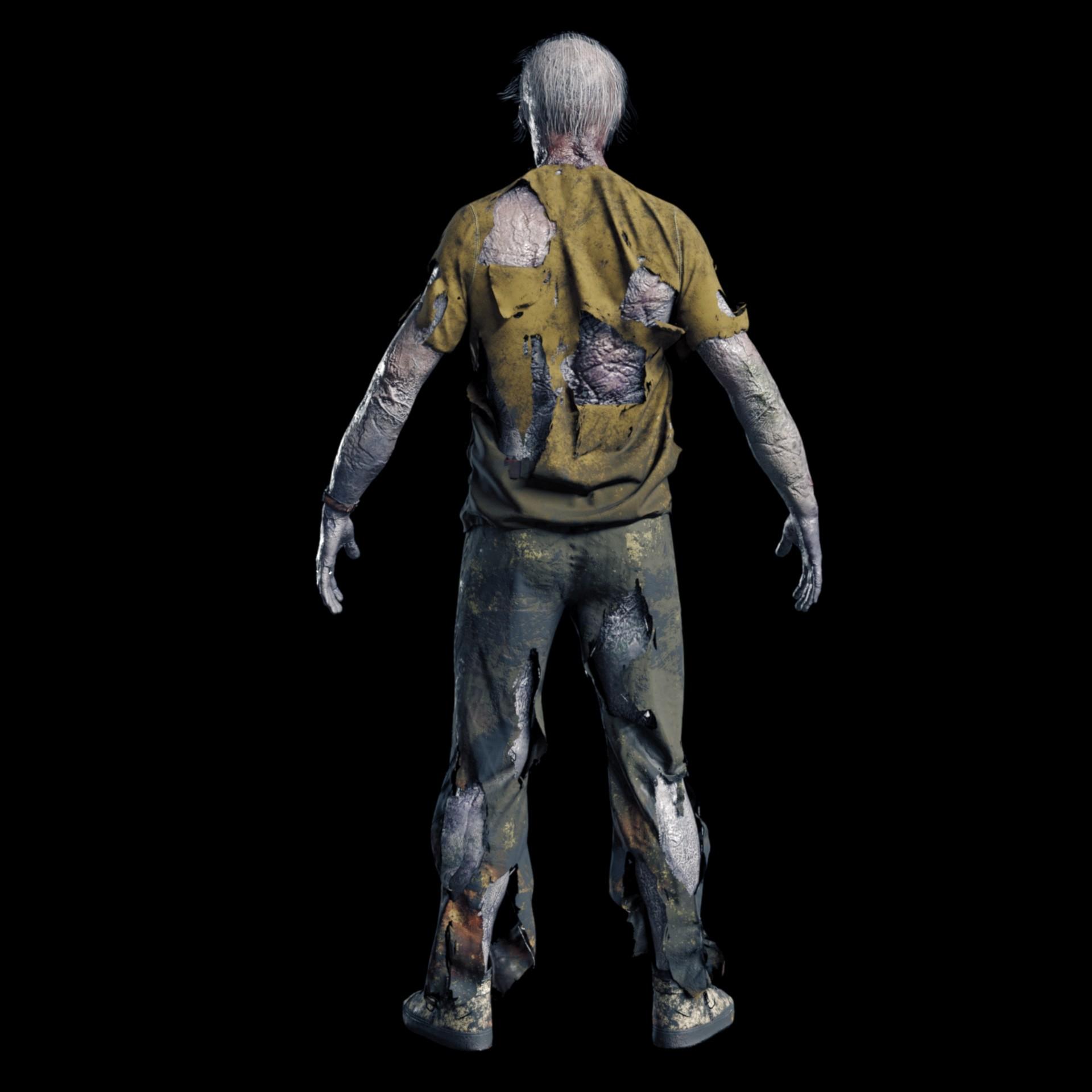 Michael weisheim beresin zomby men front 10