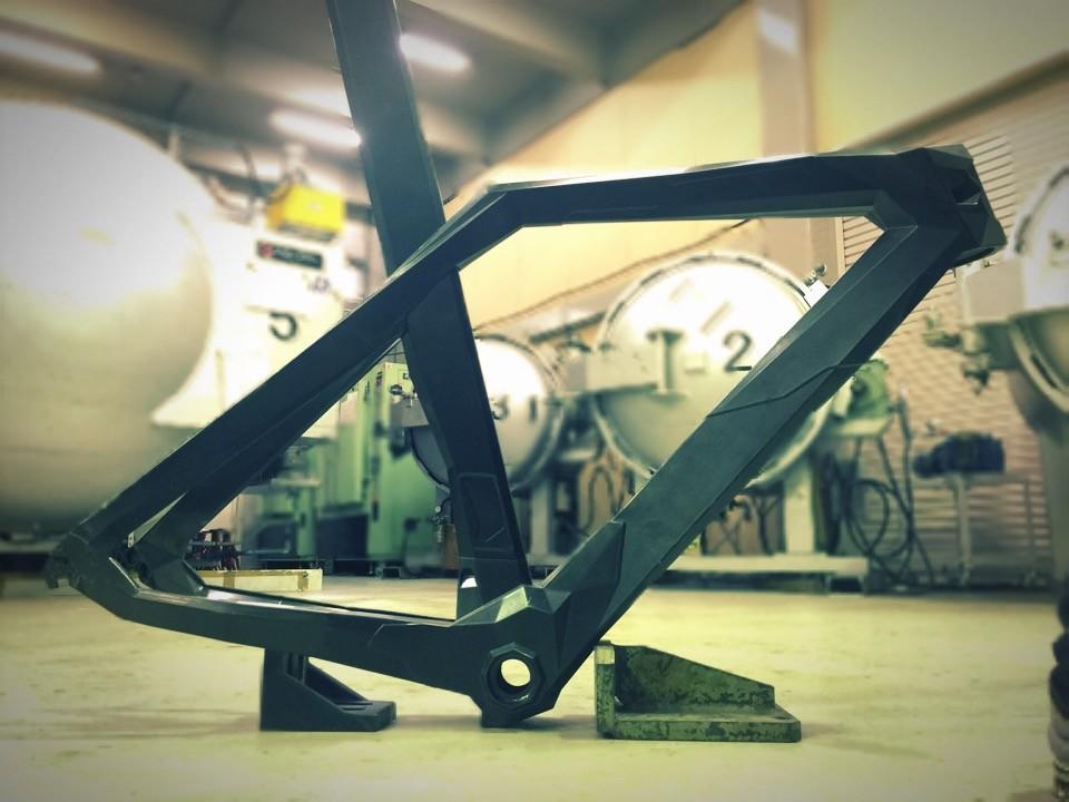 XSENSE carbon bike