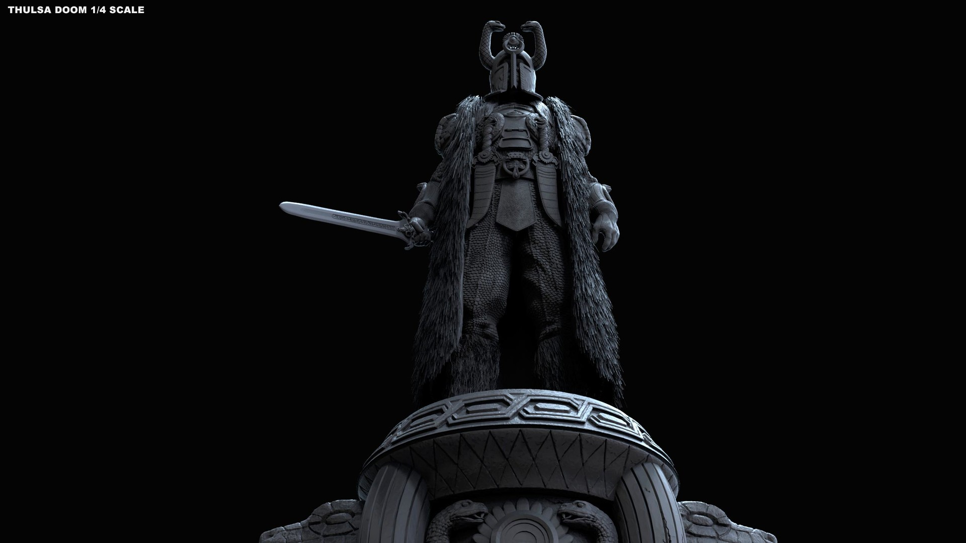 Alejandro pereira thulsa statue 011