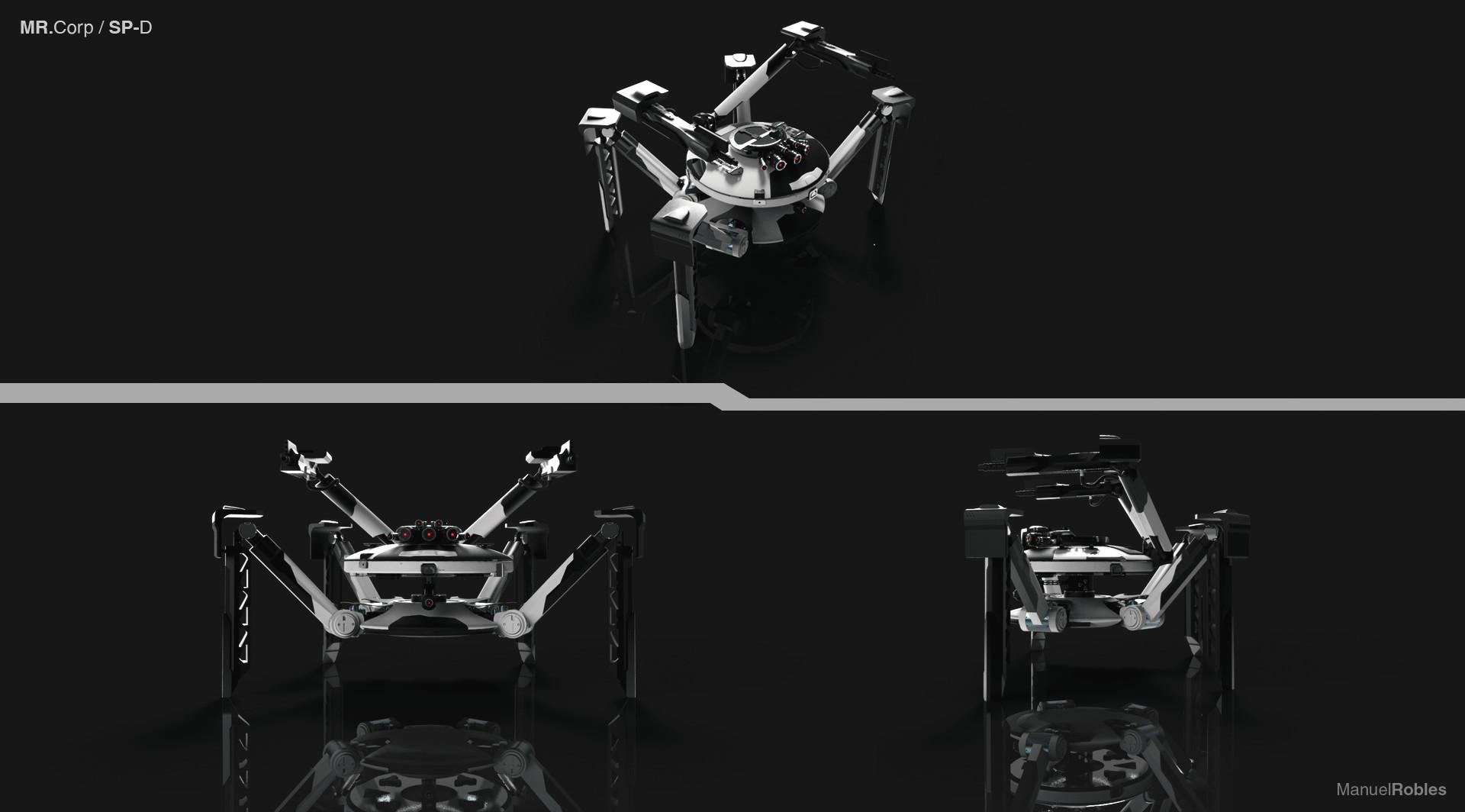 Manuel robles spider robotdron 02 viewset 60