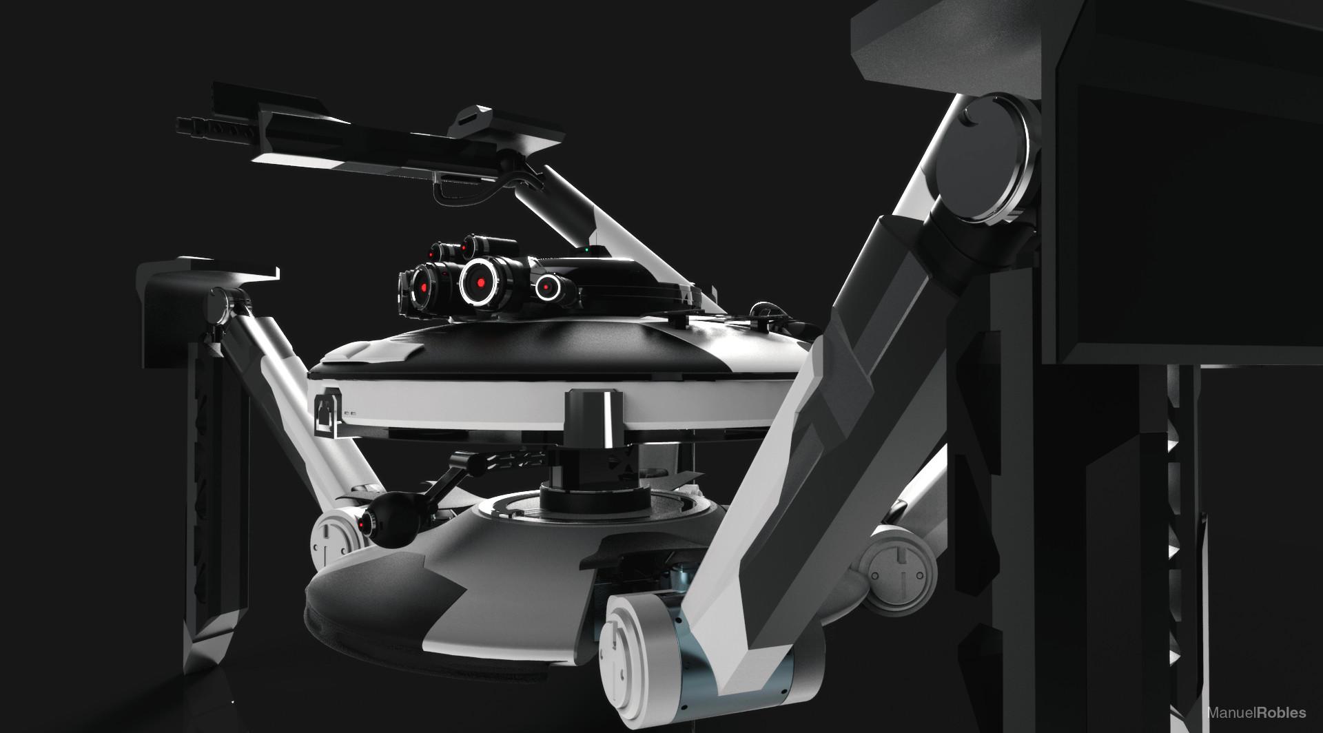 Manuel robles spider robotdron 02 viewset 33