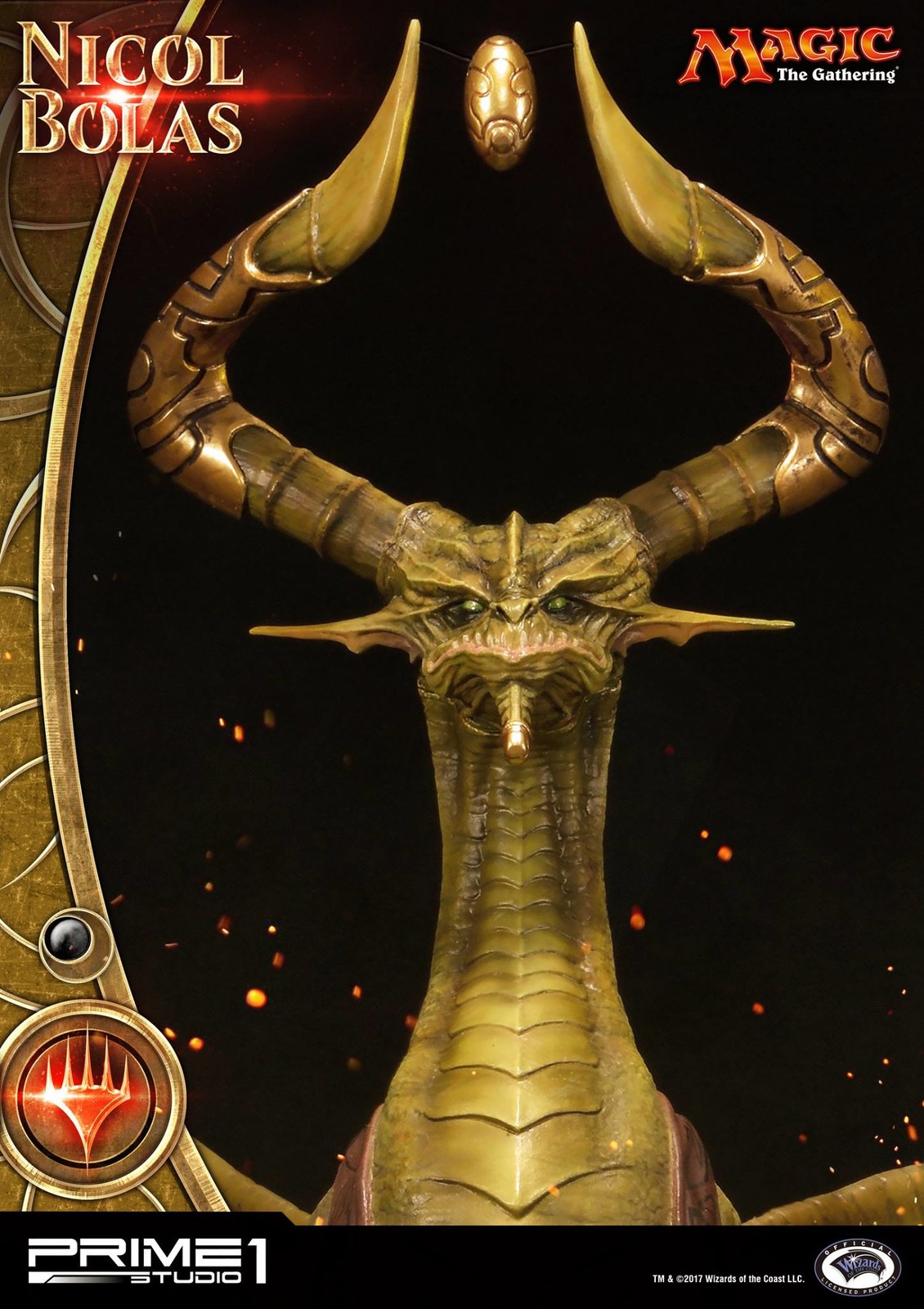 Prime 1 Studio - Magic : The Gathering - Nicol Bolas