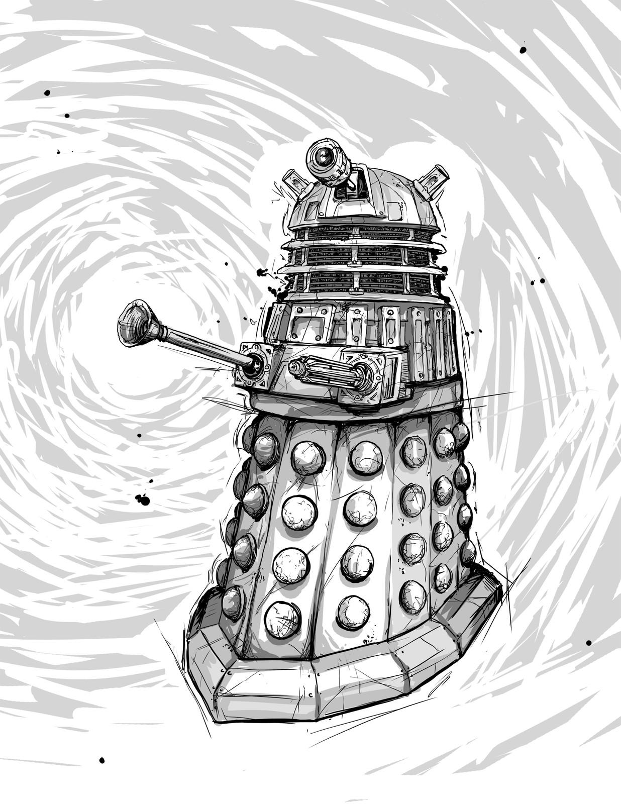 Obey the Daleks