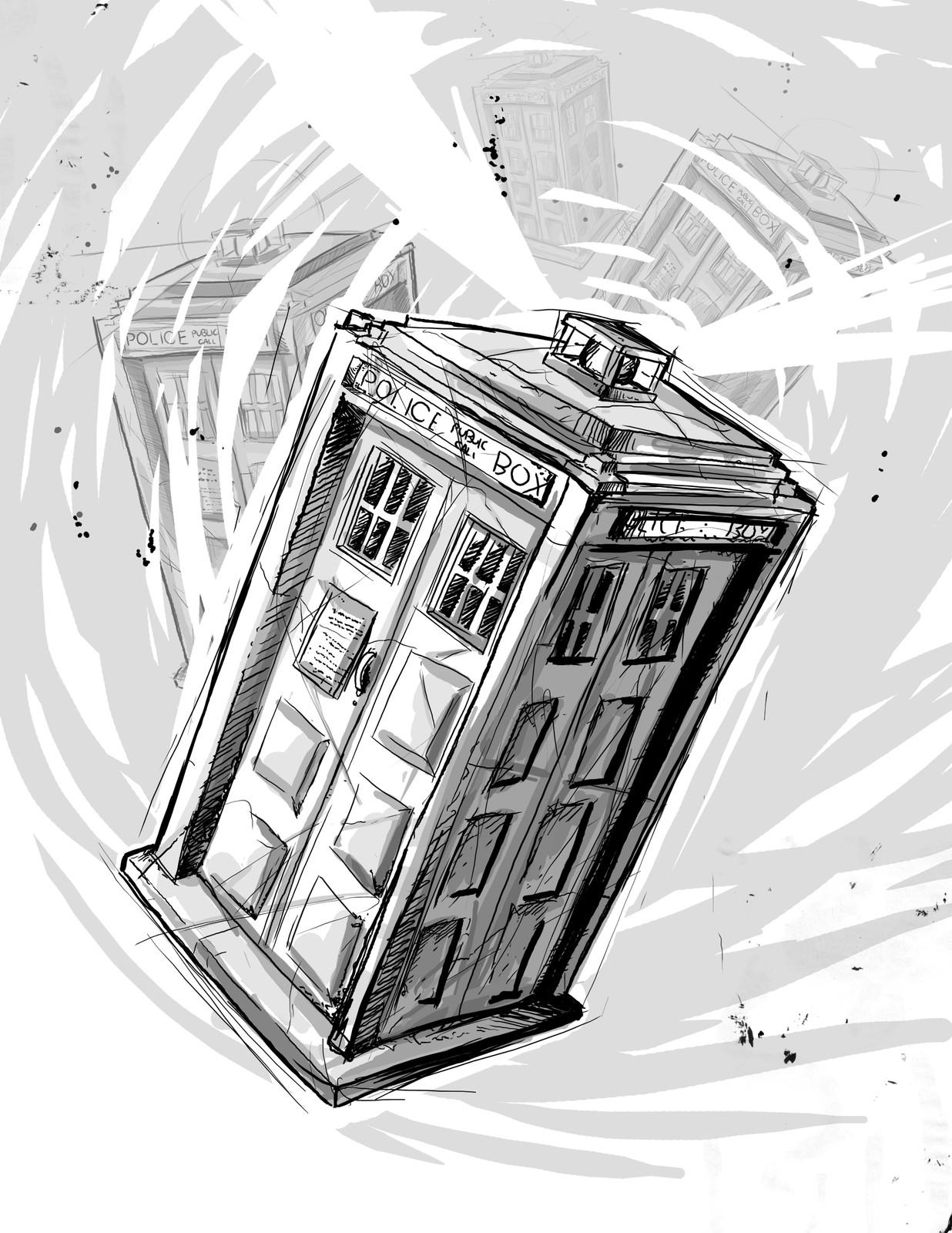 TARDIS in time