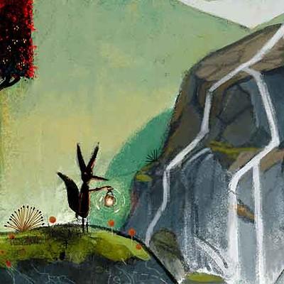 Jeanne landart la vallee aux cascades