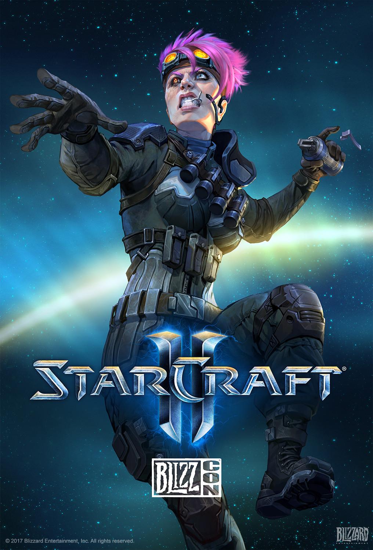 Will murai blizzcon2017 0004 starcraft