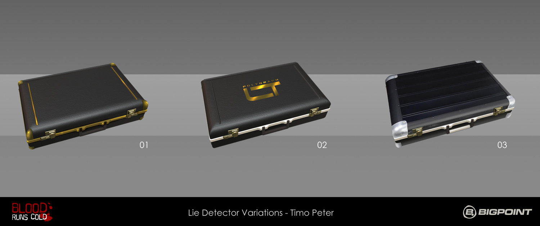 Timo peter lie detector variation