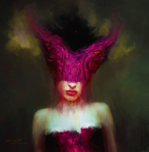 La Regina degli Specchi Spezzati