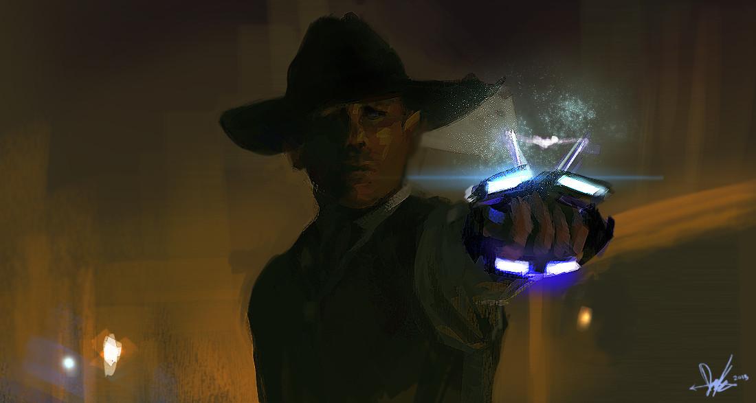 Cowboys vs Aliens (2011)