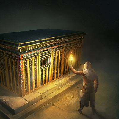Tsvetelin krastev ace pr tombs menkaure sarcophagus tkrastev