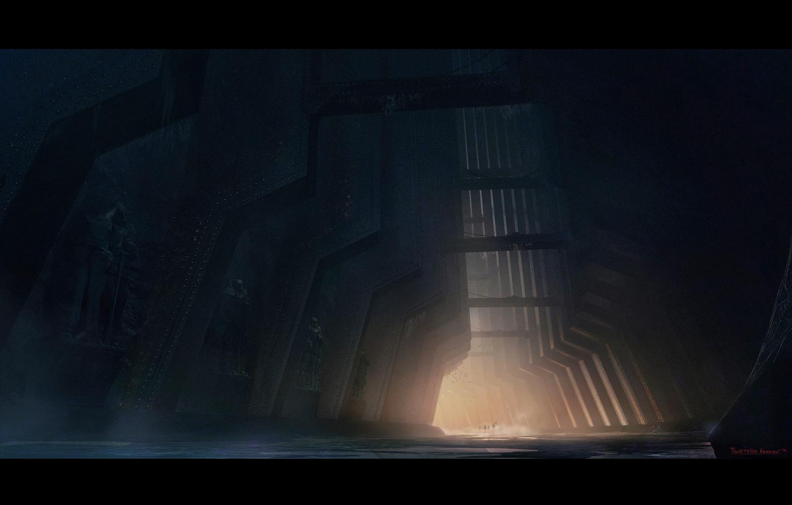 Iron Corridor