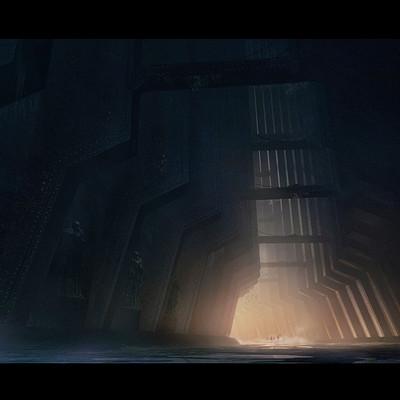 Tsvetelin krastev iron prison corridor