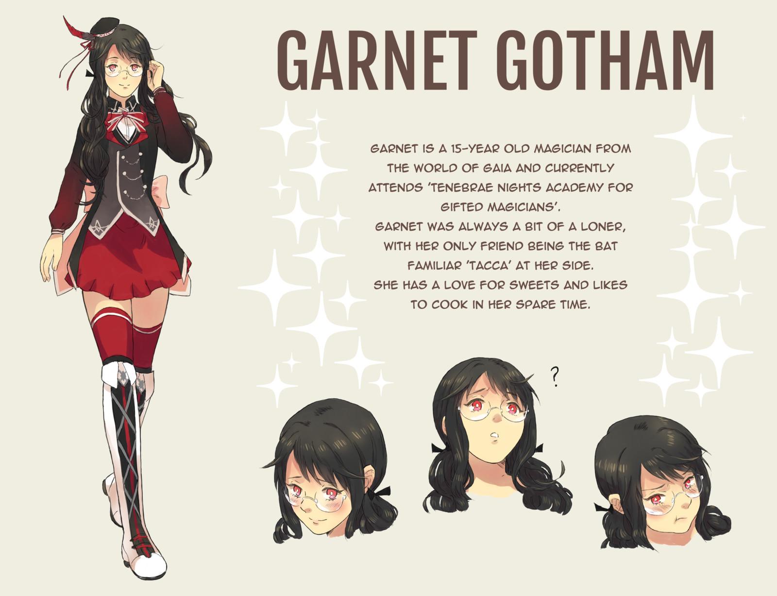Garnet Gotham