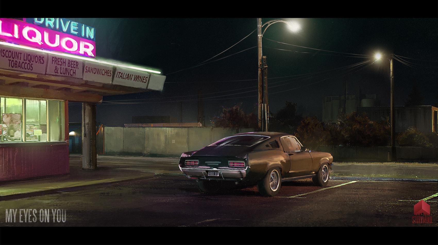 Tony skeor trailer shot s