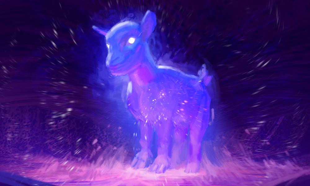 Devin platts goat reborn