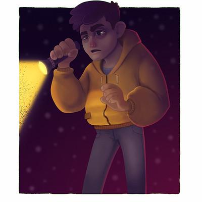 Josh merrick spooky2