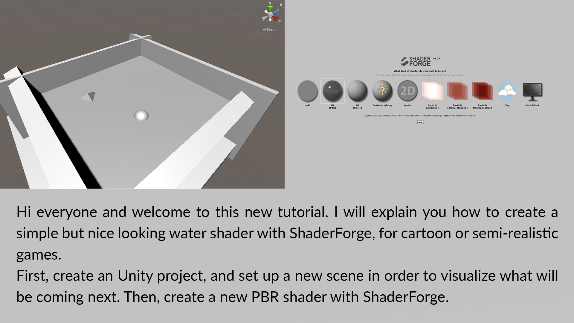 ArtStation - Tutorial - Stylized Water with ShaderForge, Jordan Jaminet