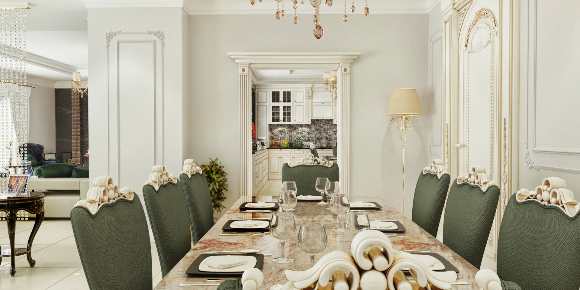 Ozan Sular OEMARCH DESIGN - Pelichan Hill Villas LivingRoom ...