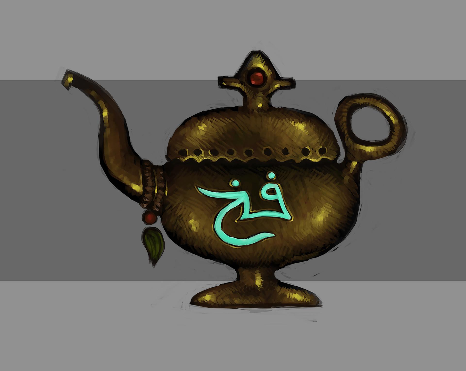 Teodora dimova chosen lamp
