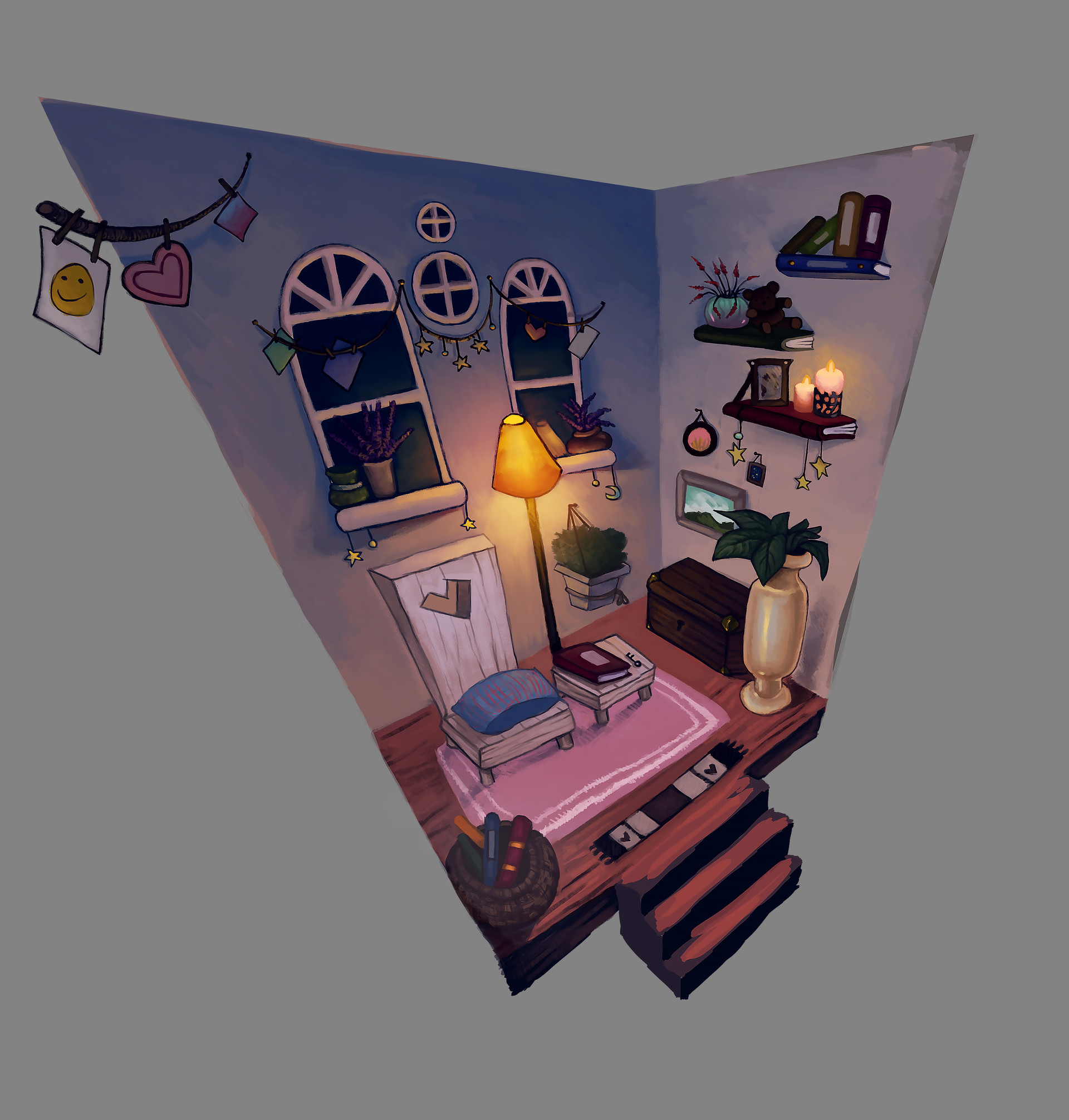 Teodora dimova room4