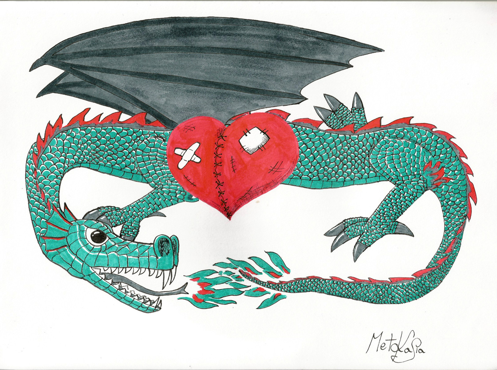 MetaDragon 2 - The Heartguard