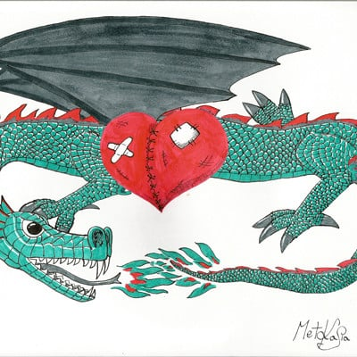 Kasia michalak metadragon2 the heartguard