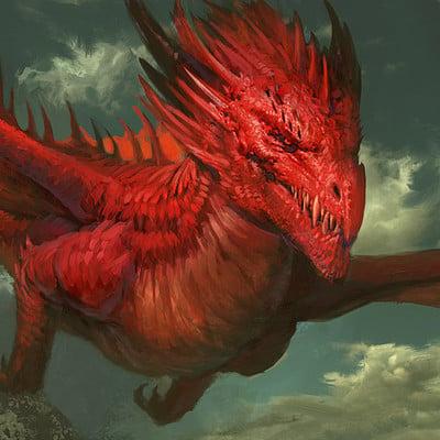 Antonio j manzanedo red dragon 2