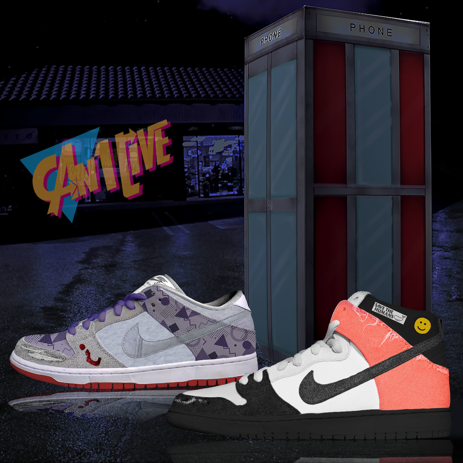 Hunter george bill and ted dunks
