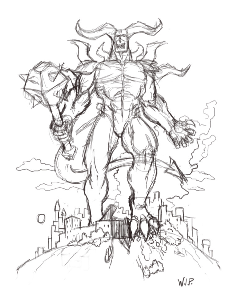 Paulo peres sketch demon v1
