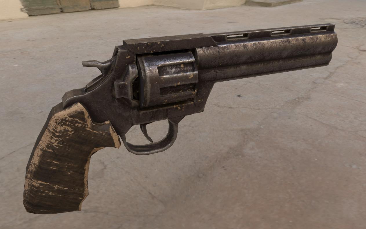 Textured Old Colt