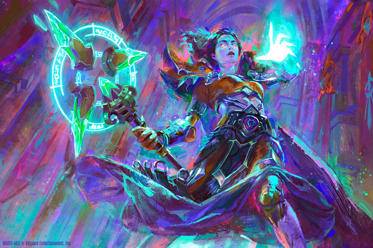 World of Warcraft Legion: Undead Mage