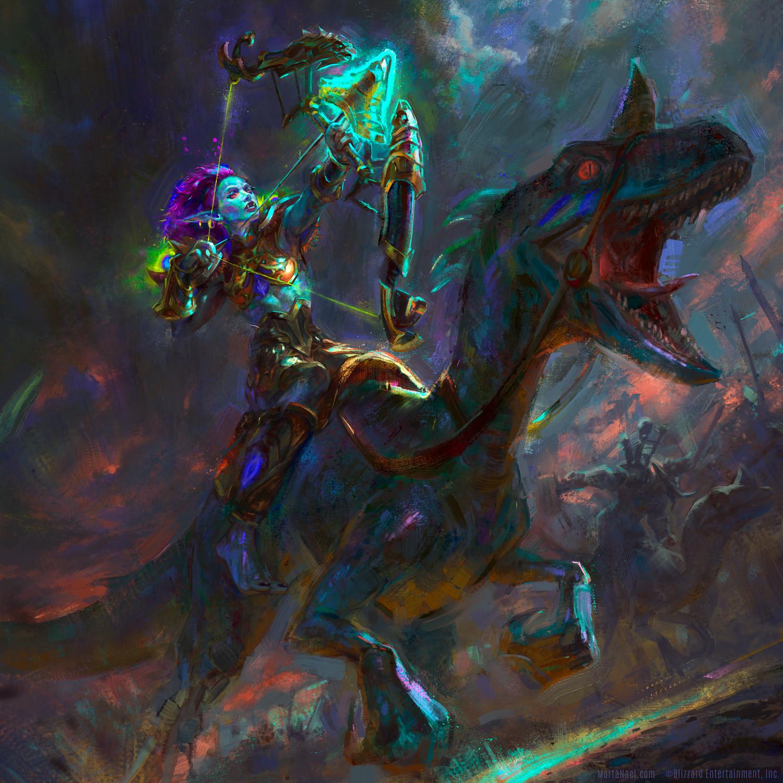 Troll hunter - World of Warcraft