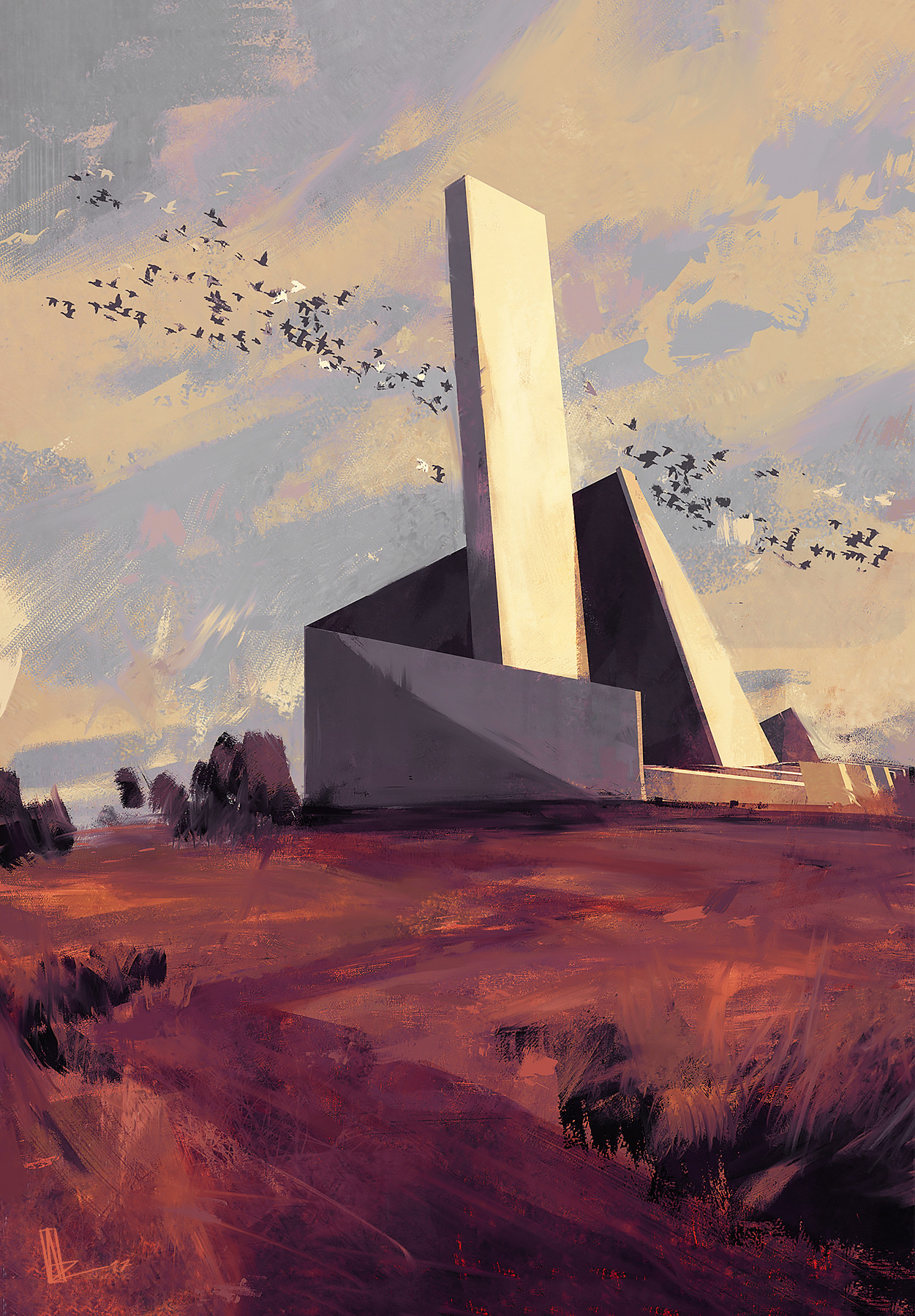 Amir zand monument 02