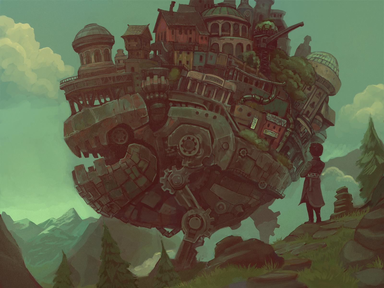 Wander City